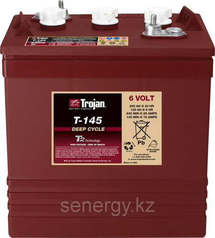 Аккумуляторная батарея TROJAN T145