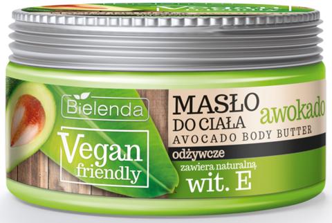 VEGAN FRIENDLY Масло для тела Авокадо, 250 мл