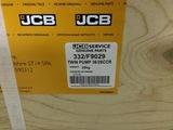 Насос гидравлический JCB 3CX 4CX 332/F9029 Оригинал 20/925579