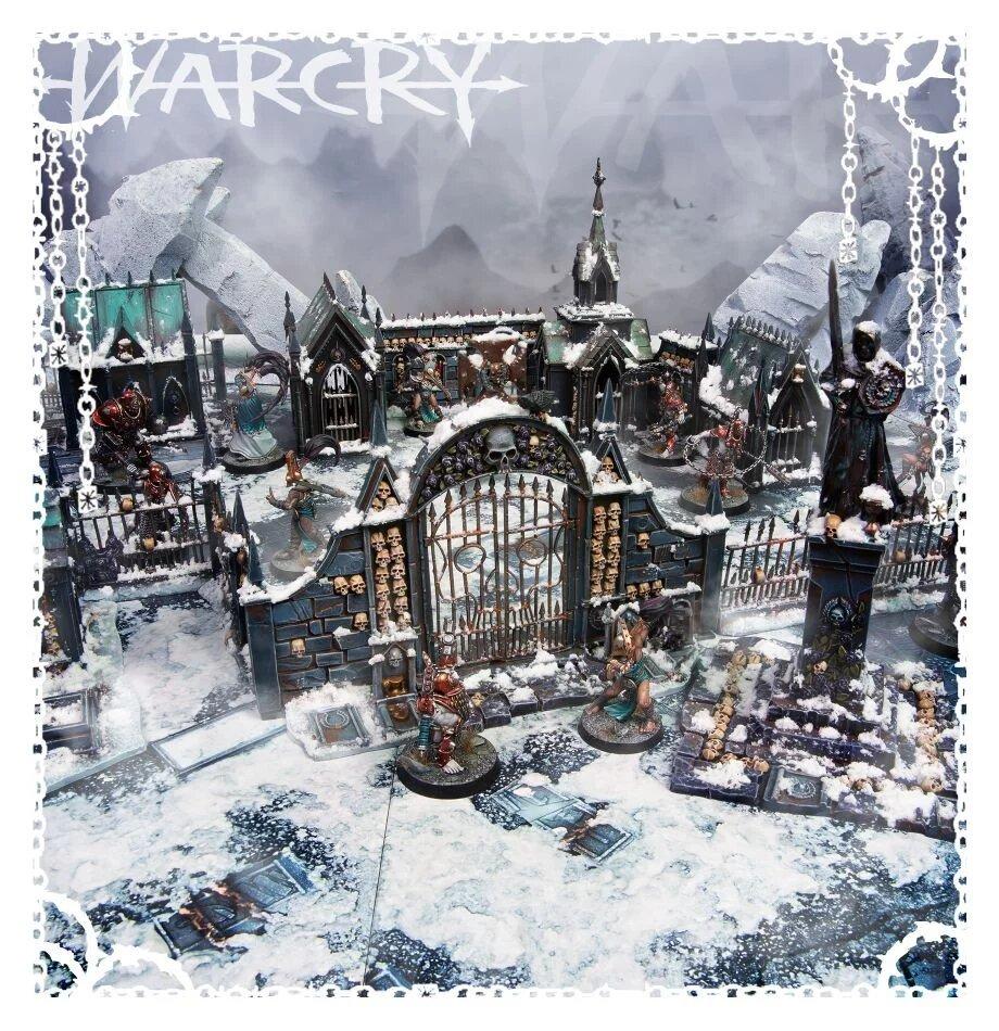 WarCry: Corpsewrack Mausoleum