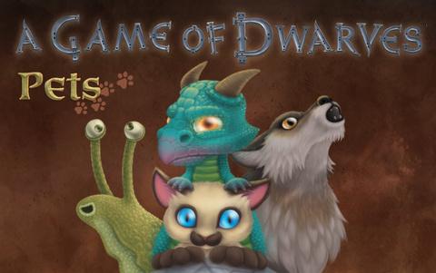A Game of Dwarves: Pets (для ПК, цифровой ключ)