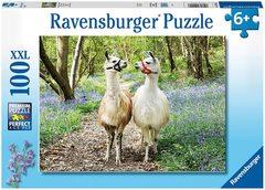 Puzzle Llama Love 100 pcs