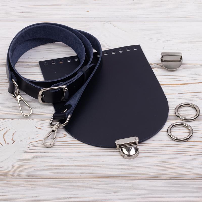 """Комплект для сумочки """"Орео"""" с бесплатным видео уроком Комплект для сумочки Орео """"Ночное небо"""" N1 IMG_7084.jpg"""