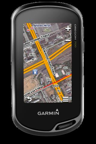 Навигатор Garmin Oregon 700t (010-01672-10)