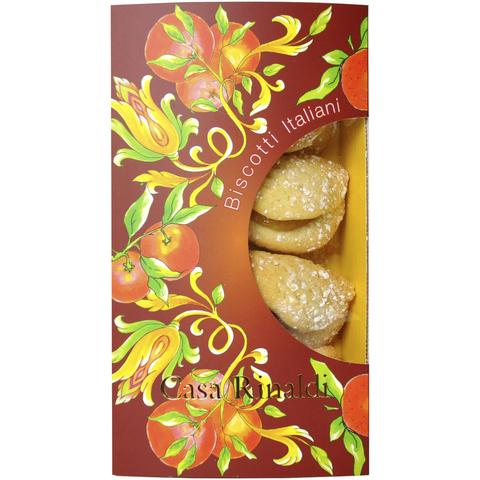 Печенье Casa Rinaldi Фаготини с апельсиновым джемом 200 гр