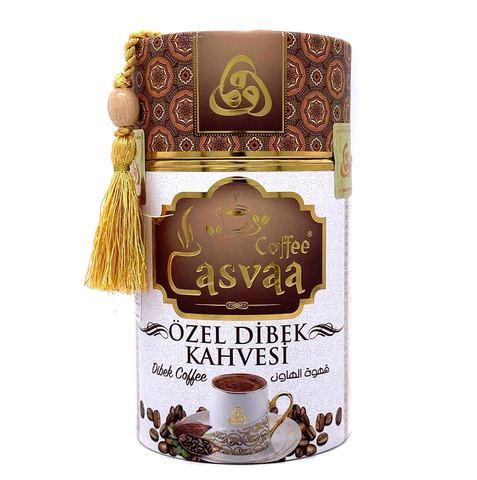 Турецкий кофе молотый с кардамоном, Casvaa, 250 г