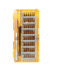 Набор отверток для точных работ со сменными битами и гибким удлинителем KniknakTech 60 в 1
