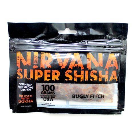 Табак для кальяна Nirvana Bugly Fitch 100 гр