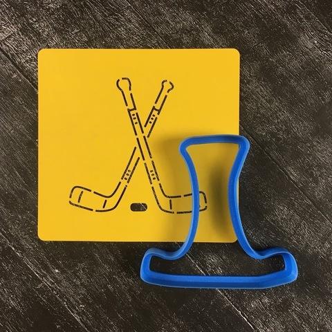 Клюшки хоккейные №1