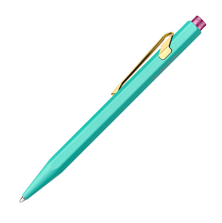 Carandache Office 849 Claim your style - Turquoise, шариковая ручка, M