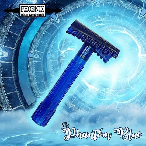 Станок для бритья Phoenix Phantom Blue Slant