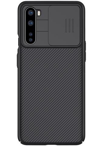 Чехол от Nillkin для OnePlus Nord, серия CamShield Case с защитной крышкой для задней камеры