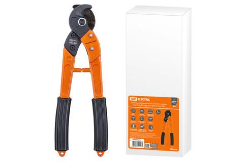 Ножницы кабельные НК-20, для резки кабеля (Сu/Al до Ø20 мм), МастерЭлектрик TDM