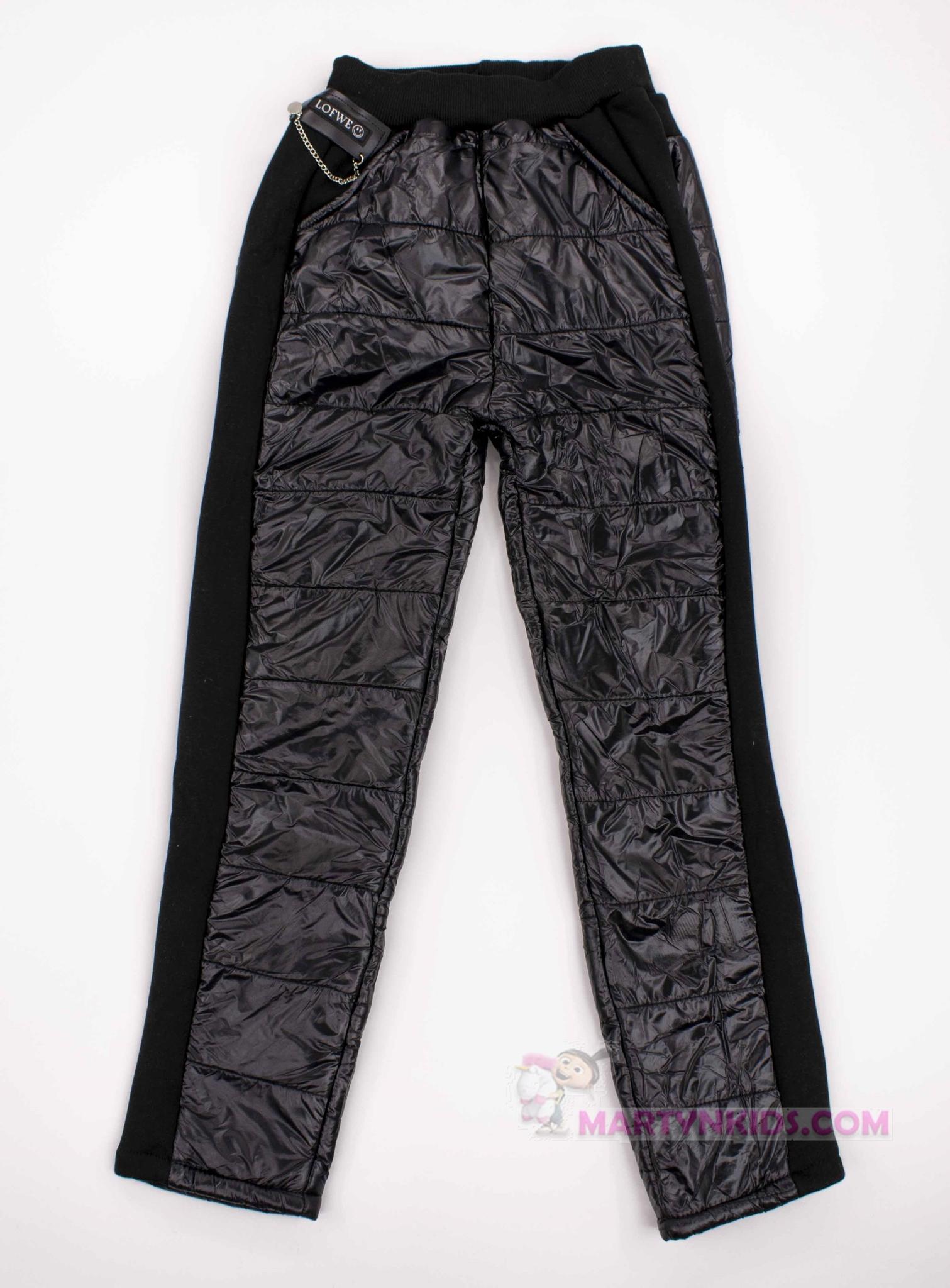 3785  штаны теплые комбинированные