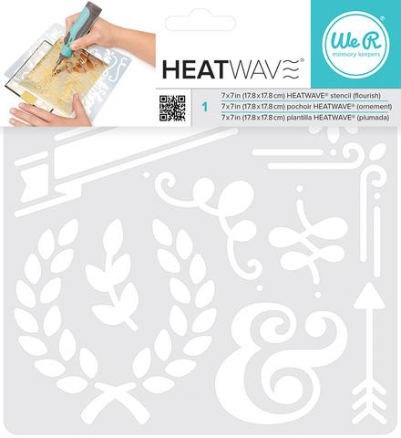 Трафарет для HeatWawe от WeRMK