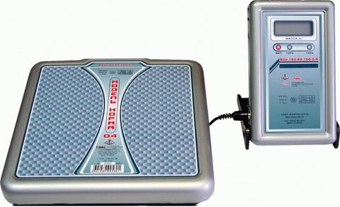 Весы медицинские ВМЭН-150-50/100-Д-А-«Норма-4» - фото