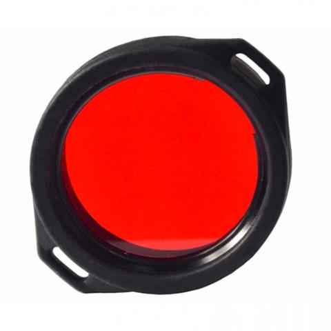 Фильтр для фонарей Armytek Predator/Viking, красный (для охоты)