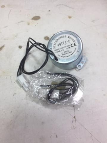 Мини двигатель для инкубатора  1 /240 об/мин