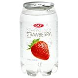 Газированная вода со вкусом клубники OKF 350мл