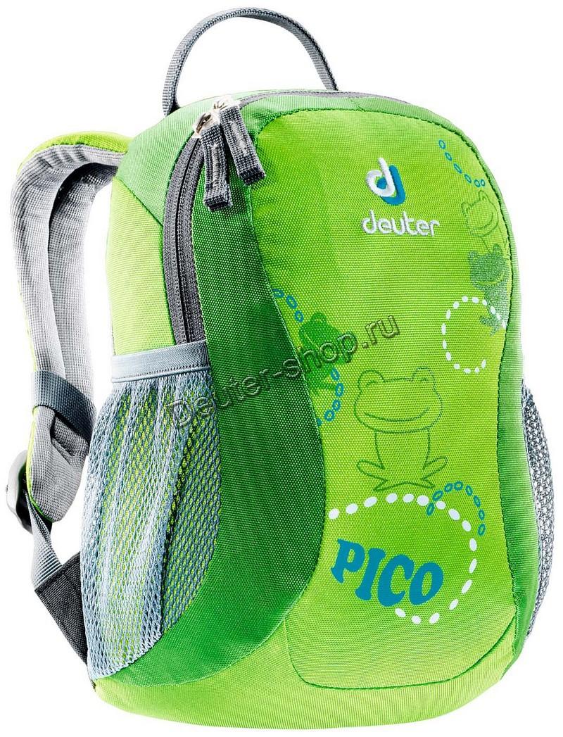 Детские рюкзаки Рюкзак детский Deuter Pico зеленый Pico_2004_15.jpg