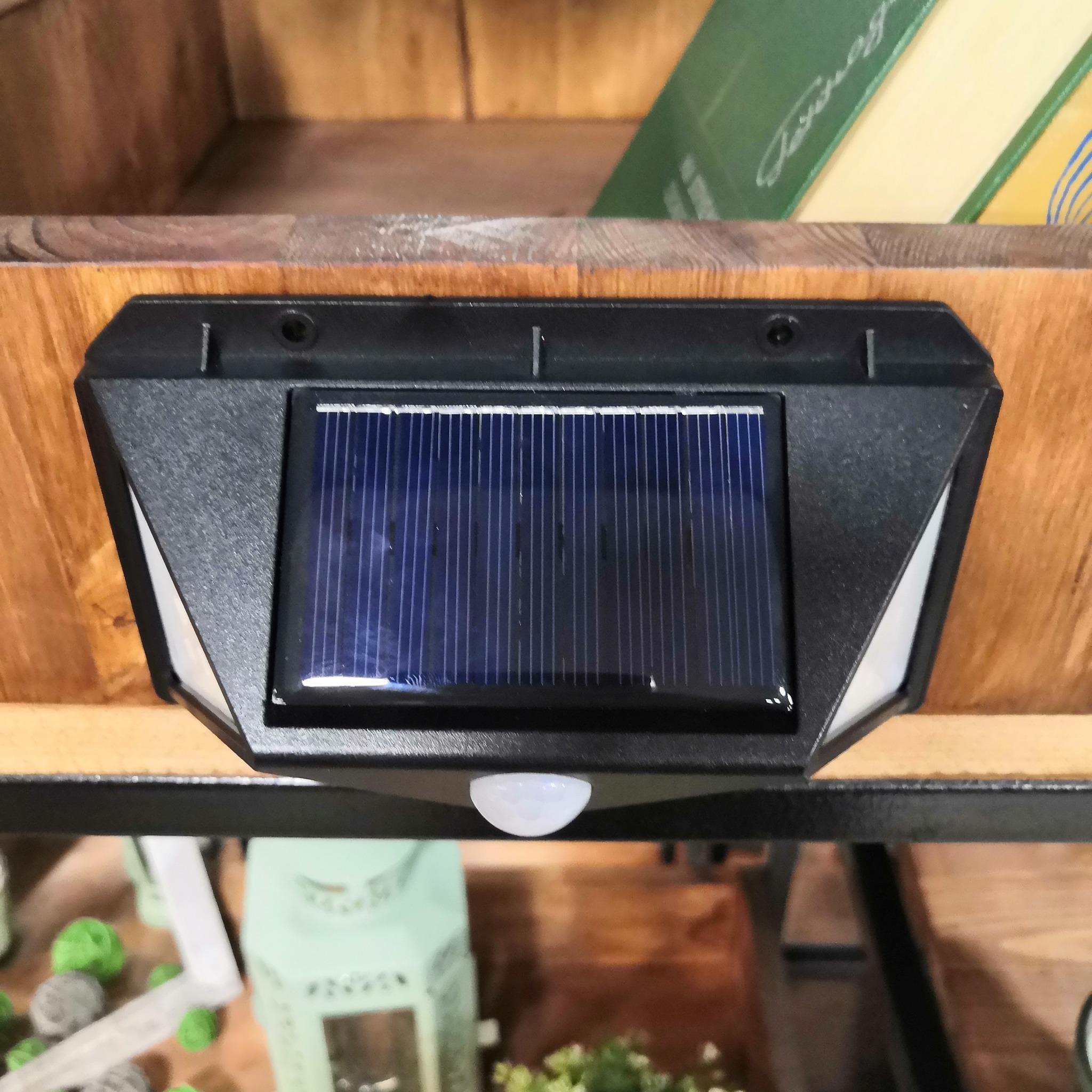 Светильник с датчиком движения EPECOLED (на солнечной батарее, 100LED)