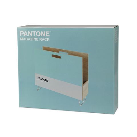 Газетница Pantone бирюзовая