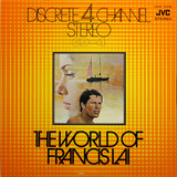 The Film Studio Orchestra ‎/ The World Of Francis Lai (LP)