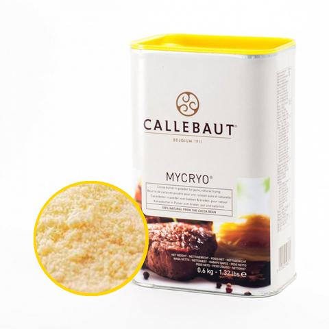 Какао-масло Каллебаут в порошке , 150 гр