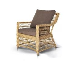 Кресло плетеное 4sis Гранд Латте