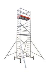 CLIMTEC Передвижные подмости, 2-я надстройка