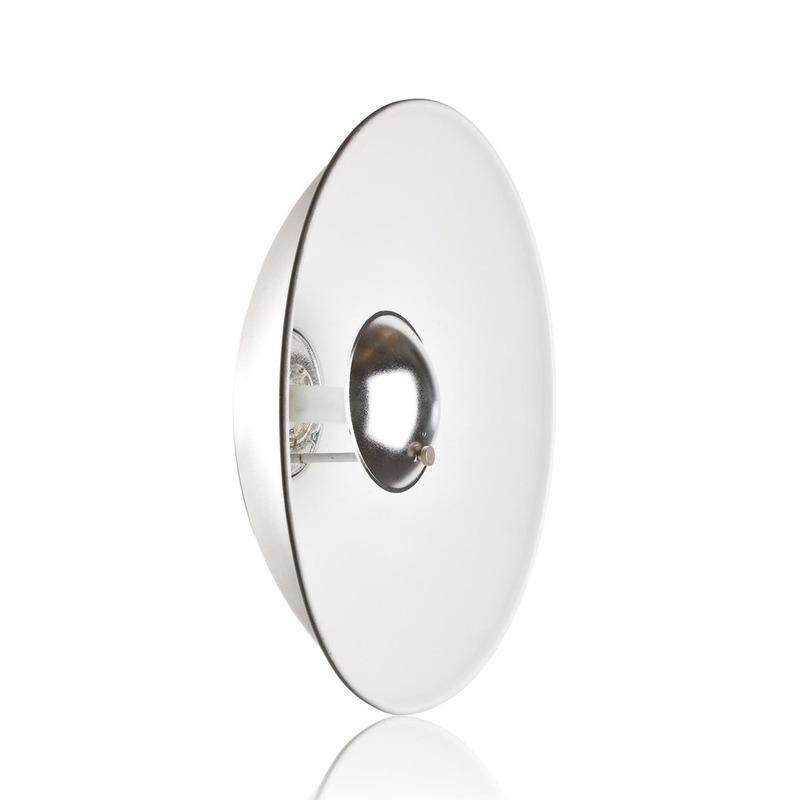 Портретный рефлектор Elinchrom 44 см белый