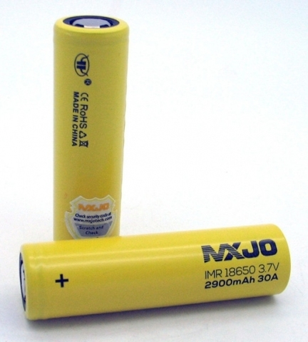 18650 MXJO IMR