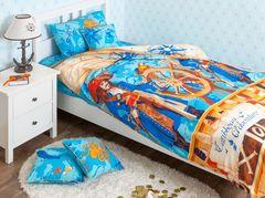 Комплект детского постельного белья Пираты