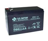 Аккумулятор для ИБП B.B.Bаttery HR6-12  (12V 6Ah / 12В 6Ач) - фотография