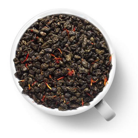 Черный десертный чай Земляника со сливками ЧАЙ ИП Кавацкая М.А. 0,1кг