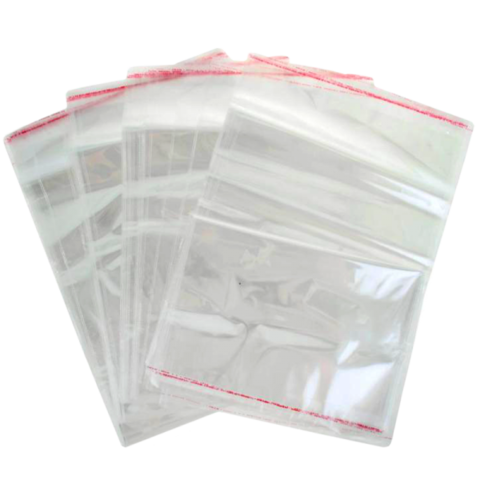 Пакет 7*10 на скотч-ленте(100 шт)