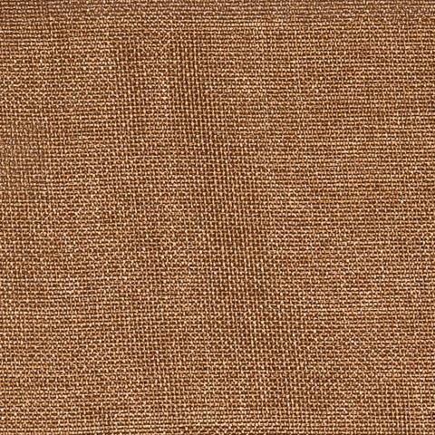 Портьерная ткань Бергамо рогожка шоколадный