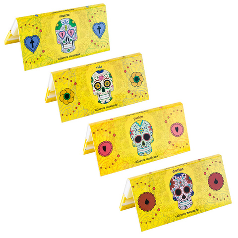 Набор для самокруток Snail Calavera Mexicana Magnetic Бумага KS Slim + Фильтры