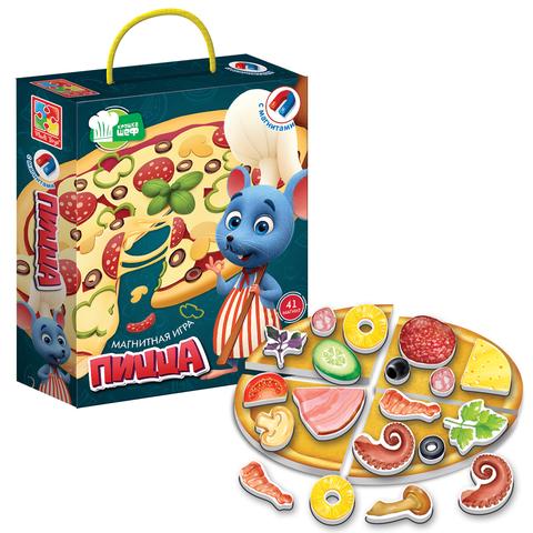 Магнитная игра пицца