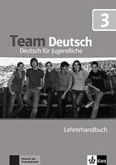 Team Deutsch 3, Lehrerhandbuch