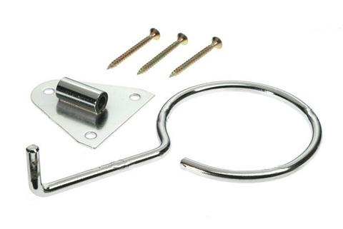 Фенодержатель с металлическим кольцом