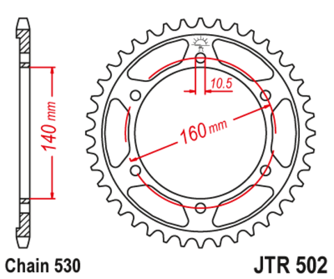 JTR502