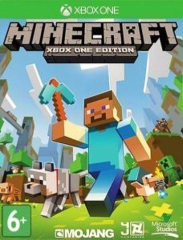 Minecraft Стандартное издание (Xbox One/Series X, русские субтитры, 44Z-00174)