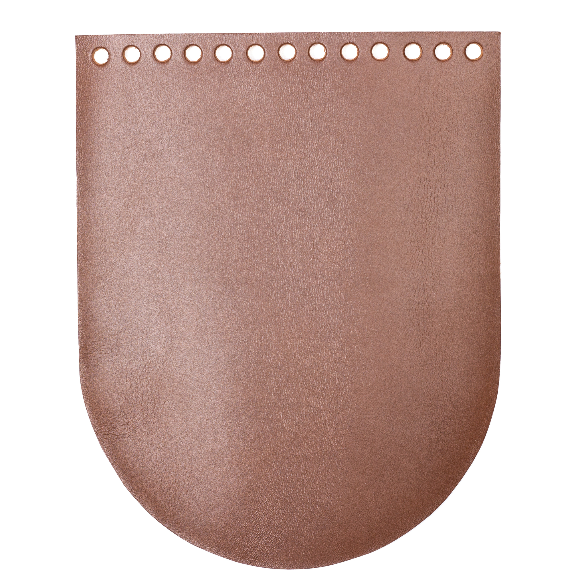 "Вся фурнитура Клапан для сумочки кожаный ""Корица"" 19,5 см на 15,5 см IMG_2390.jpg"