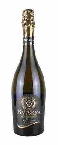 Шампанское российское Буржуа Золотое брют 0,75 (6)