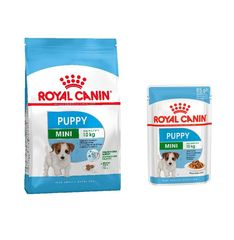 ПРОМО! Royal Canin Puppy X-Small сухой корм для щенков миниатюрных размеров 1,5 кг + пауч