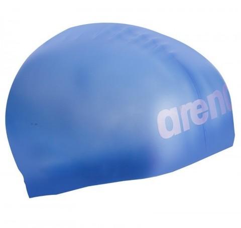 Шапочка для плавания  ARENA Moulded Silicone Голубой