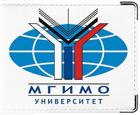 """Обложка для студенческого билета """"МГИМО"""" (2)"""