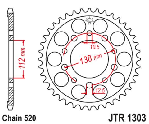 JTA1303