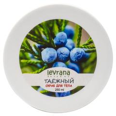 Солевой скраб для тела Таёжный, 250ml TМ Levrana